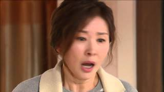[Rosy lovers] 장미빛 연인들 42회 - Lee Mi - Sook  favors in tears. Jeong Bo-seok, shamelessly  20150308