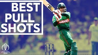 Who Played It Best? | Best Pull Shots of the World Cup | ICC Cricket World Cup 2019