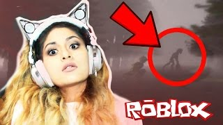 DON'T CAMP IN THIS FOREST IN ROBLOX!! | Roblox Roleplay