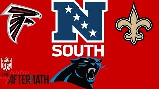 Panthers, Saints, or Falcons: Who has the Edge to Win the NFC South?   The Aftermath   NFL Network