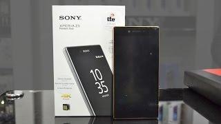 فتح صندوق سونى زد 5 بريميوم | Sony Xperia Z5 Premium ...