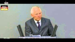Neulich im Bundestag (135): Schuldenschnitt für alle