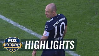 FC Augsburg vs. Bayern Munich | 2017-18 Bundesliga Highlights