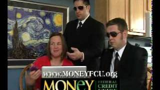Money Federal Credit Union - Online Banking Commercial