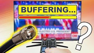 Why Doesn't Cable TV Buffer?