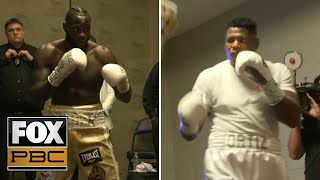 Watch Wilder & Ortiz prepare for WBC Heavyweight World Championship Fight   All-Access   PBC ON FOX