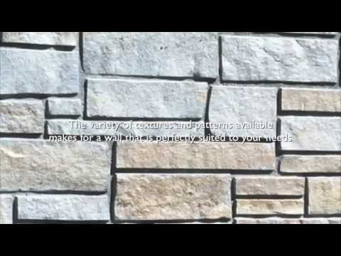 Decorative Concrete Walls- Aftec Advanced Forming Technology