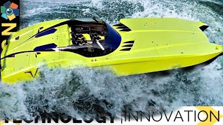 10 Go Fast Boats and Spectacular Powerboats