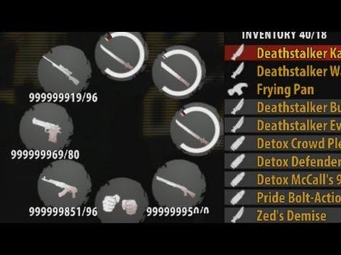Dead Island Riptide Legendary Weapons Cheat