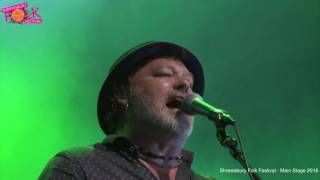 Levellers at Shrewsbury Folk Festival 2016