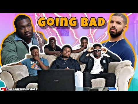 Meek Mill - Going Bad feat. Drake (Official Video)(Reaction)
