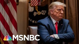 I Can't Figure Out Why Trump Continues To Do Things That Damage Him With The Electorate'   MSNBC
