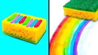 45 COLORFUL DIY IDEAS FOR YOUR KIDS