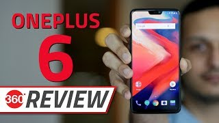 OnePlus 6 Review | Camera, Battery Life,  Performance, and More
