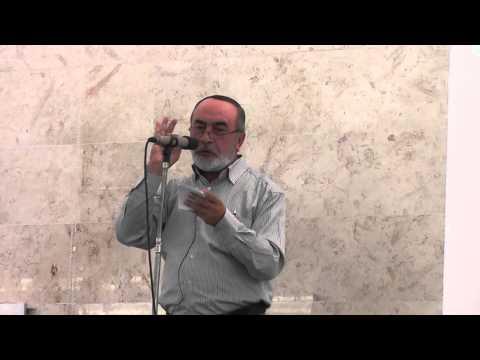 الشيخ احمد بدران يفصل مسألة داعش في خطبة الجمعة