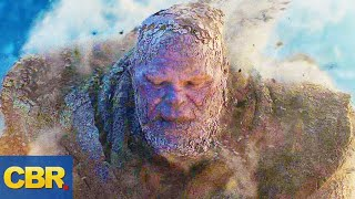 Thanos Could Be Brought Back to Life In The MCU