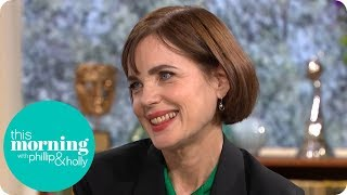 Elizabeth McGovern Discusses the Downton Abbey Film | This Morning