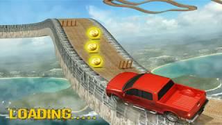 Offroad Jeep Prado Driving - Car Stunt  Games Adroid Gameplay HD