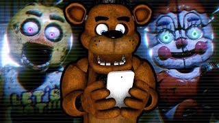FREDDY PLAYS: FNAF AR - Special Delivery (Part 1) || THE ANIMATRONICS ARE COMING TO VISIT!!!