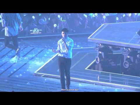 160729 The EXO'rDIUM in Seoul - 유리어항One and Only edited ver. (D.O. Focus)