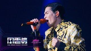 蕭敬騰 Jam Hsiao – 讓我為你唱情歌 / 全是愛 / 只能想念你【第 14 屆 KKBOX 風雲榜 年度風雲歌手】