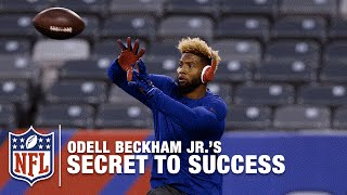 Odell Beckham Jr.'s Secret to Success | NFL