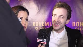 Joseph Mazzello on perfecting his John Deacon character for die-hard Queen fans