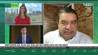 MIX PALESTRAS l Reflexos da alta do dólar no mercado de feijões | Marcelo Lüders