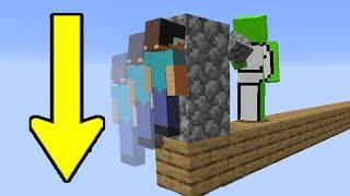 200IQ vs 10IQ Minecraft Plays #2