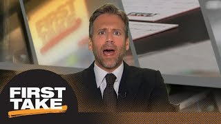 Max Kellerman: Eagles fans shouldn't lose faith after Nick Foles injury | First Take | ESPN