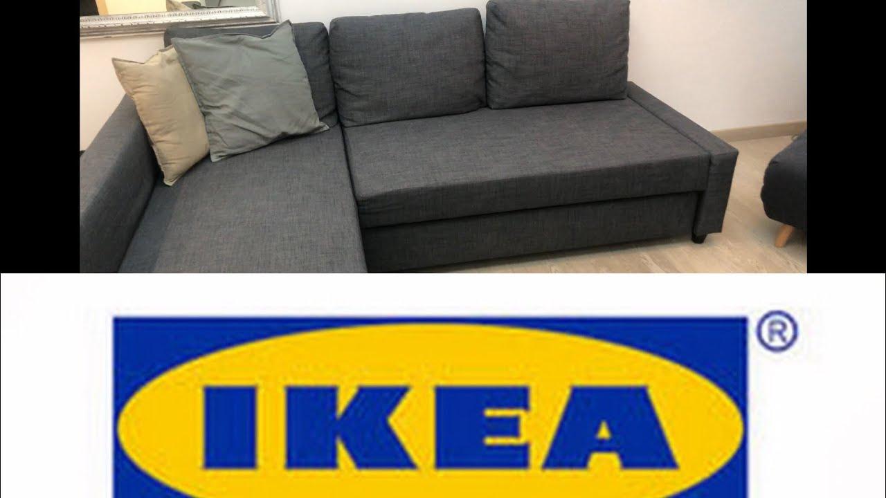 Divano Letto Con Letto Estraibile Ikea.Materasso Per Diva No Letto Ikea