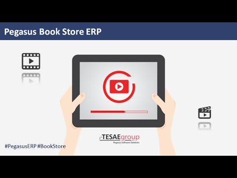 Pegasus Book Store ERP Start Up