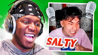RICEGUM IS SO SALTY