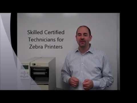 zebra 105sl repair