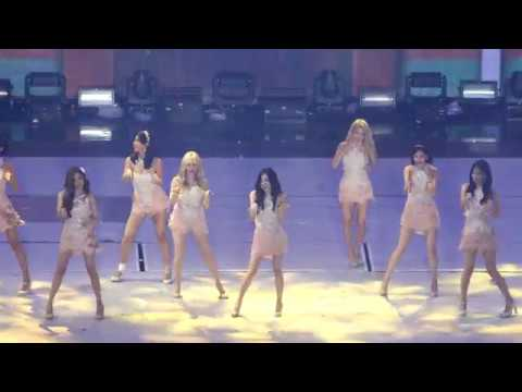 20170708 SM TOWN 소녀시대 라이언 하트