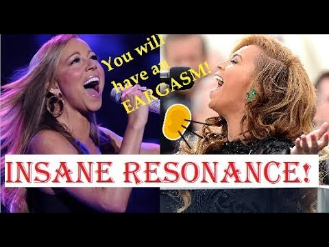 INSANE RESONANT HIGH NOTES! - Female Singers (C5 - G5)