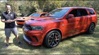 Is the NEW 2021 Dodge Durango SRT Hellcat the muscle car SUV to BUY?