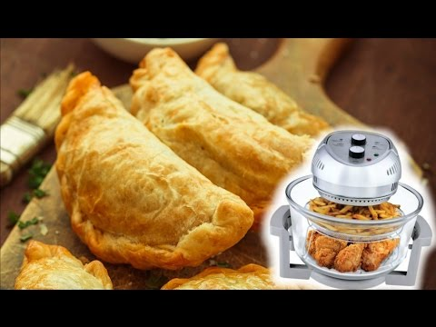 Air Fryed Empanadas (beef patties)