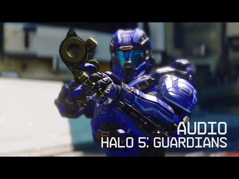 Halo 5: Guardians - Audio | 343 Interview by ASTRO Gaming