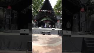 JONES-BERANG ZINDAGI (JODI & AGNES SAHARA DANCE CREW BABLOO PRODUCTION) AT PASAR SENI ANCOL