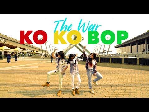 [KPOP IN PUBLIC - KOKOBOP 코코법 DANCE COVER] -- EXO -- 엑소 #KOKOBOPCHALLENGE [YOURS TRULY]