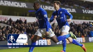 Tottenham Hotspur 1-2 Leicester City - FA Cup Fourth Round | Goals & Highlights