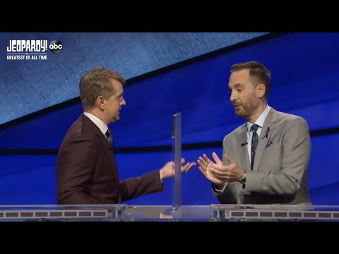 Final Jeopardy! Match 1 – Jeopardy! The Greatest of All Time