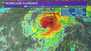 11am Update: New Tropical Storm Warnings in Effect for the Midlands
