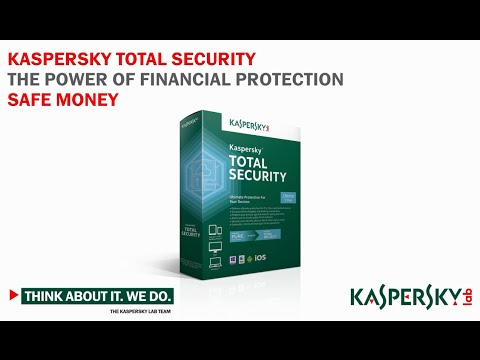 Kaspersky Total Security Features: Safe Money