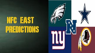 Way Too Early 2020 NFC East Predictions