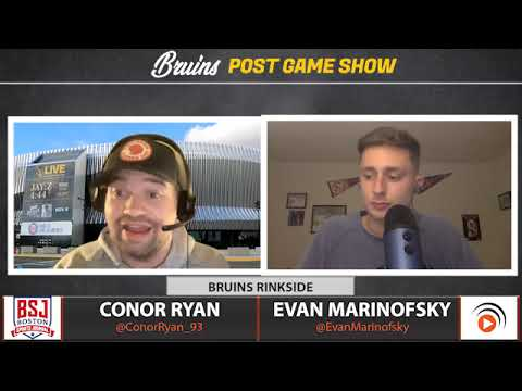 Bruins vs. Islanders Game 6 Post Game Show