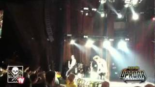 Rockstar Uproar Festival 2011 Cleveland Day 18
