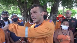 Coleta de lixo foi paralisada em Juazeiro do Norte   Jornal da Cidade