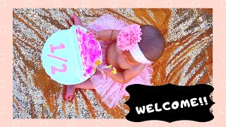 OUR BABYGIRL TURNS 6 MONTHS!! | HALF BDAY PHOTOSHOOT SNEAK PEAK!!